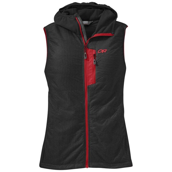 Bild von Outdoor Research Deviator Hooded Vest Ws