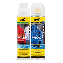 Bild von Toko Duo Pack Textile Proof & Eco Textil Wash